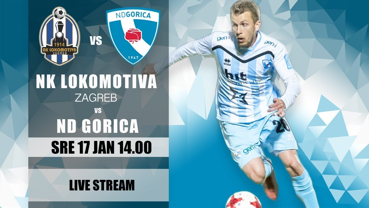 Live Stream Nk Lokomotiva Nd Gorica Youtube