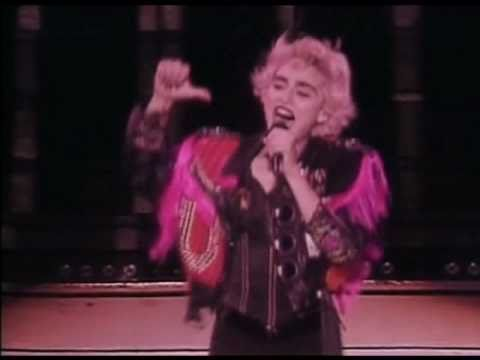 Madonna - Into The Groove [Who's That Girl Tour]