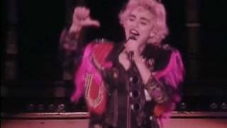 Madonna - Into The Groove [Who