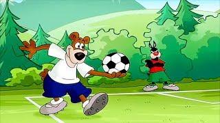 MAGISCHER SPORT | Folge 2 | Fußball Cartoon | Deutsch | Magic Sport