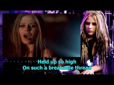 Avril Lavigne - My Happy Ending (Instrumental) (Lyrics)
