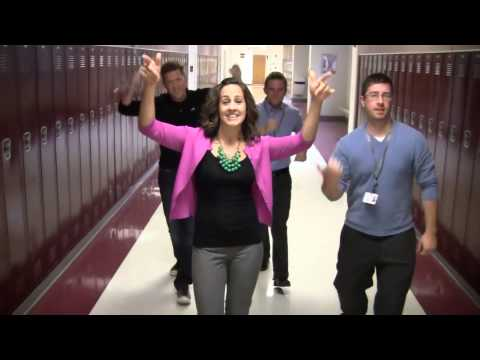 2014 Lockport Township High School Homecoming Lip Sync