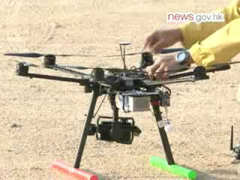 'Drone' aircraft bring survey boost (23.12.2013)
