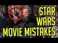 15 Star Wars Movie Mistakes | The Prequel Trilogy