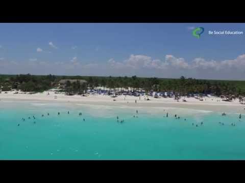 tulum,-mexico---playa-paraíso-desde-un-drone.