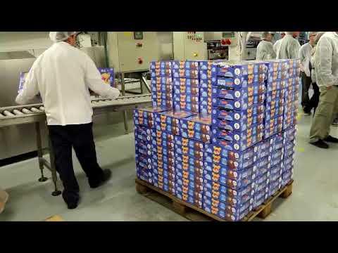 ИЗРАИЛЬ. Работа на Фабрике кондитерских (шоколадных) изделий .[01]