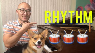 🔴How to Practice Rhythm on Piano