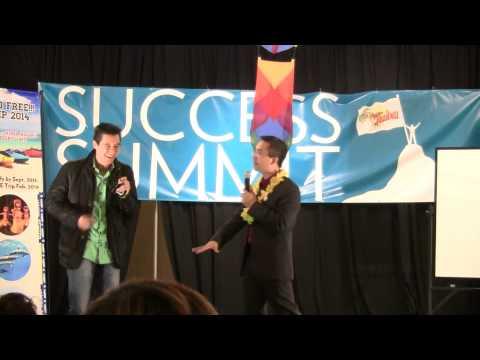 Summit 1000 (2013): Steve Huang & An Nguyen