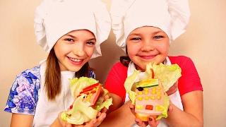 Бутерброды-телефоны - Готовим вместе. Рецепты онлайн