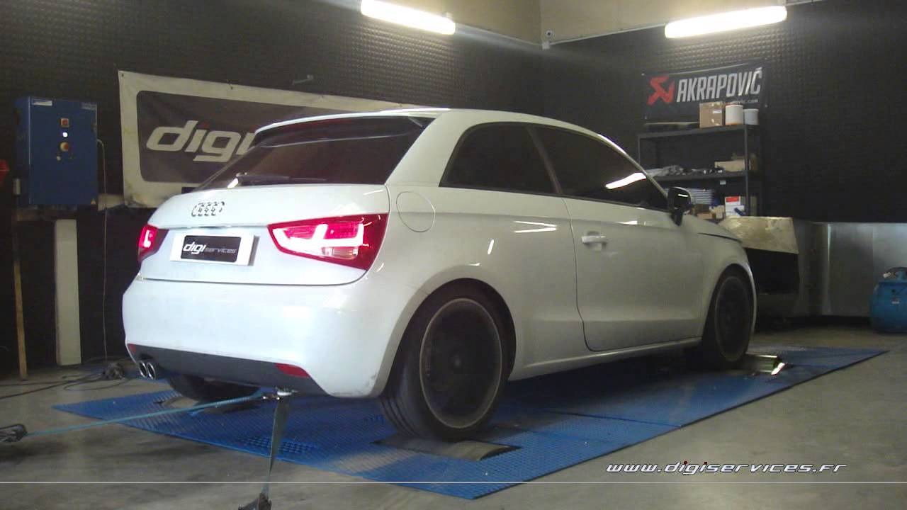 reprogrammation moteur audi a1 tdi 143cv 188cv digiservices paris 77183 dyno youtube. Black Bedroom Furniture Sets. Home Design Ideas