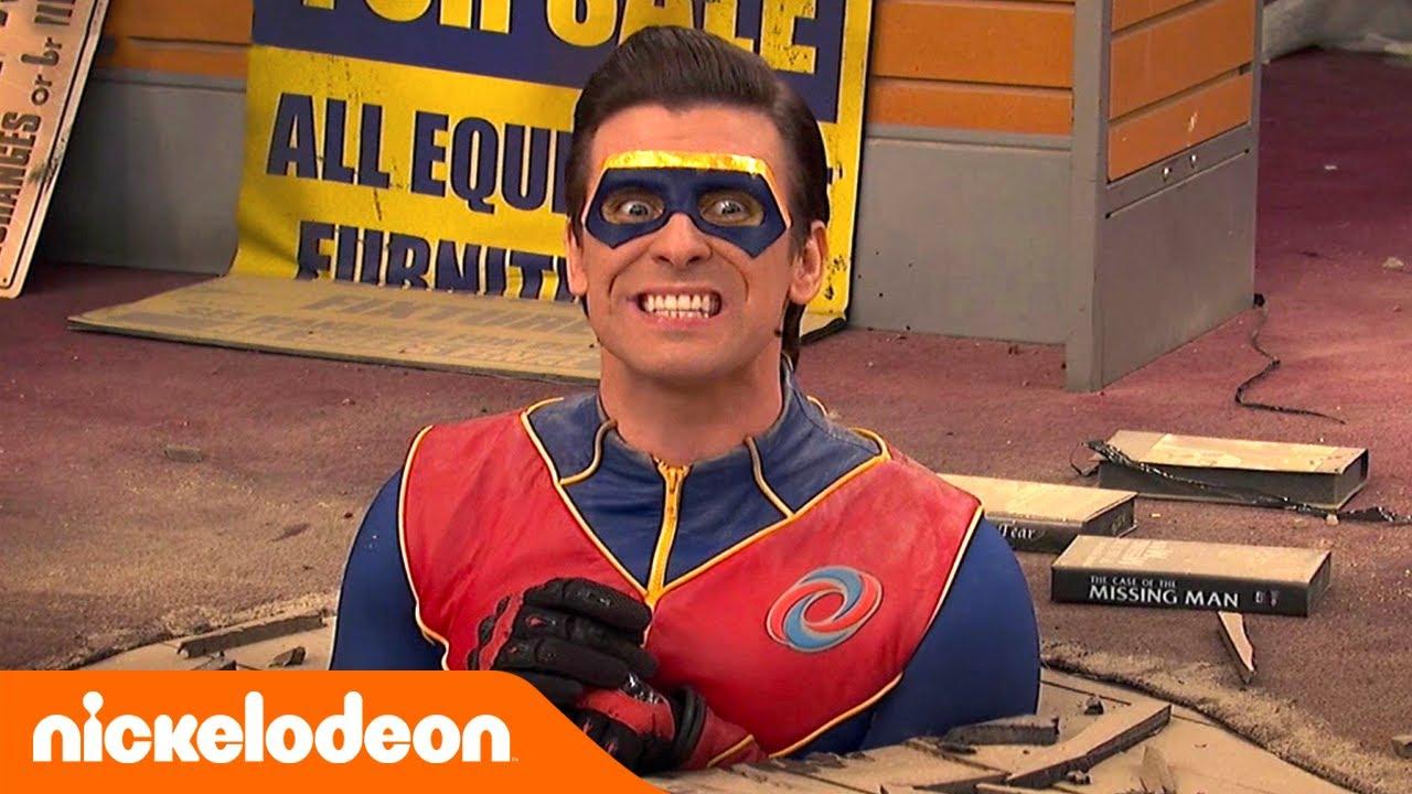 Henry Danger | Nickelodeon Arabia | هنري البطل | التضور جوعاً