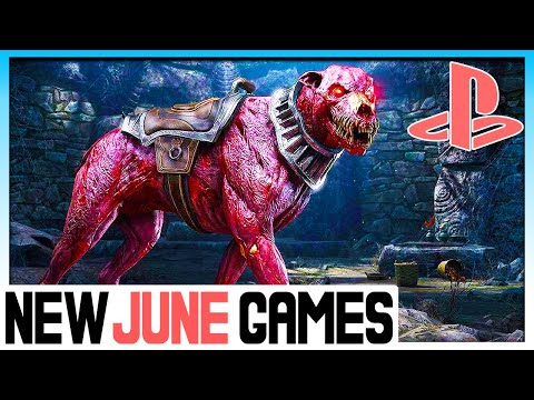 ALL 16 NEW PS4 Games Releasing June 2020 - Upcoming Games 2020 For PS4