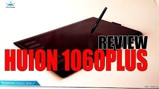 HUION 1060Plus Graphics Tablet Review 2018