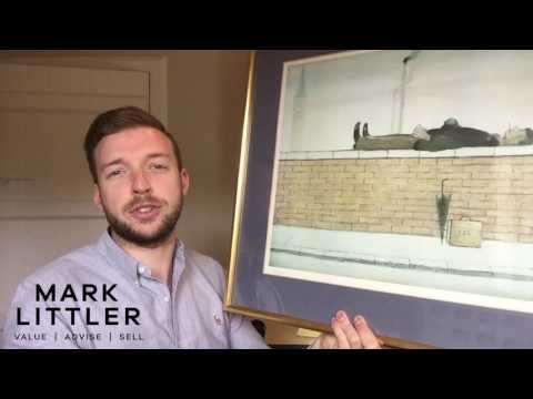 What To Look For When Buying An L S LOWRY Limited Edition Prints