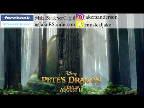 Pete's Dragon Soundtrack: Flying Theme   Fan Made Score