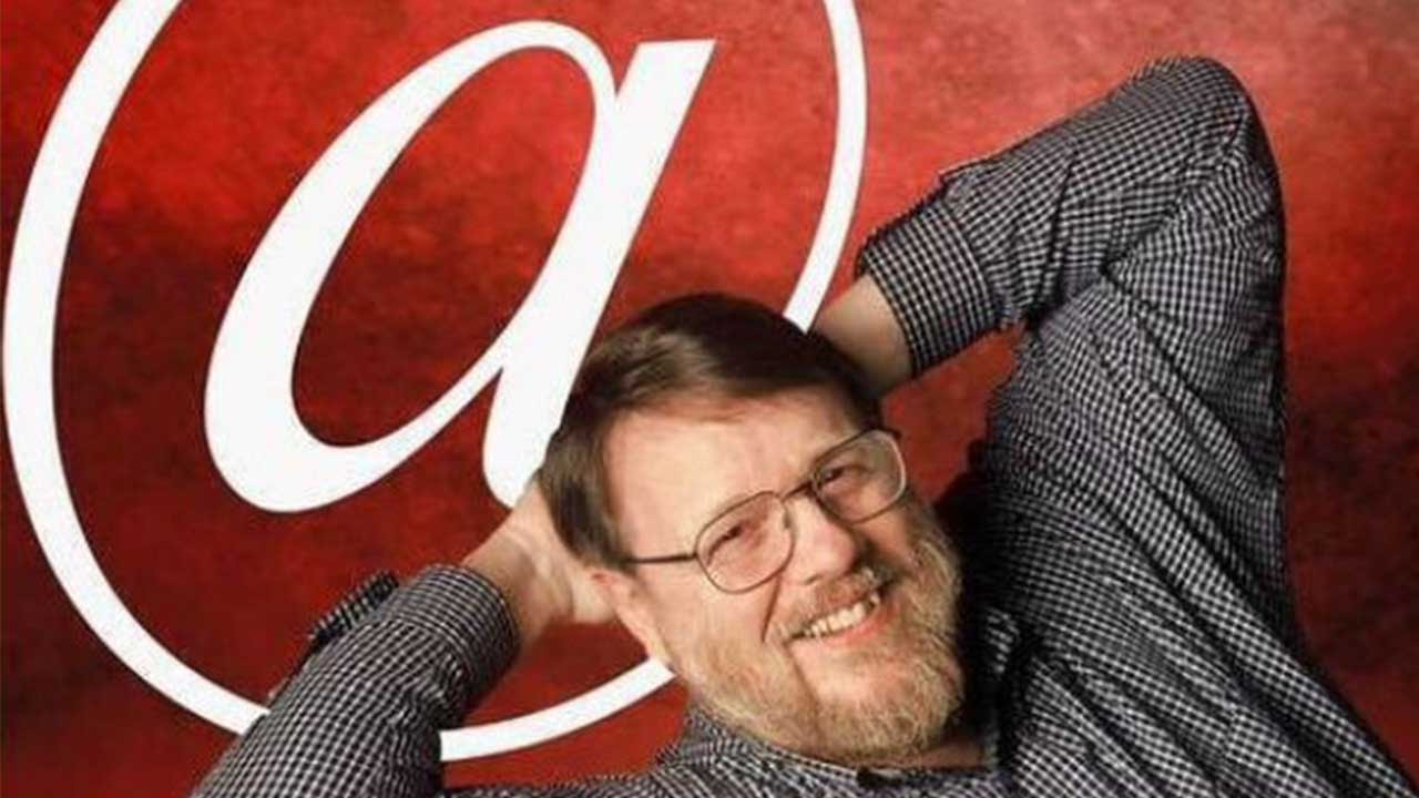 Ray Tomlinson, the creator of e mail, died of an heart attack