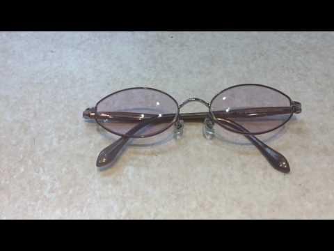 TALEX 薄い色のサングラスを作ったゾ