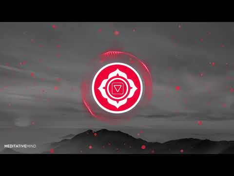 ROOT CHAKRA MEDITATION ❯ Seed Mantra LAM Chants ❯ Cosmic Chants for 7 Chakras by Meditative Mind