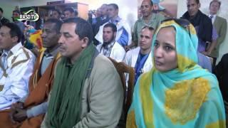 لقاء الامين العام للامم المتحدة مع الشباب الصحراوي بمخيمات اللاجئين الصحراويين