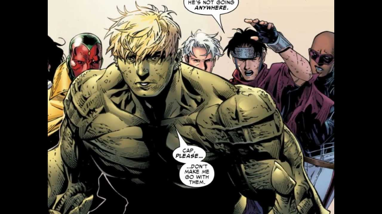 Young Avengers Hulkling