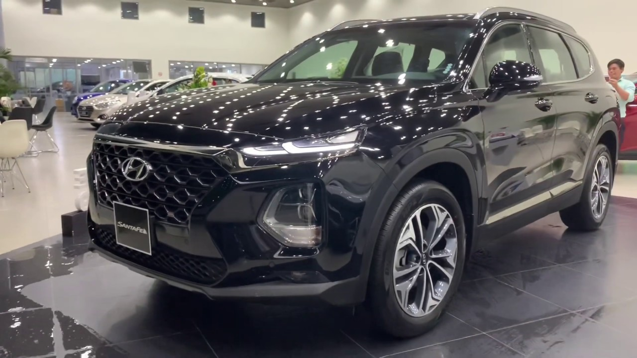 hyundai santa fe sport black 2019 new hyundai santafe black color youtube 2017 hyundai santa fe sport black 2019 new hyundai santafe black color