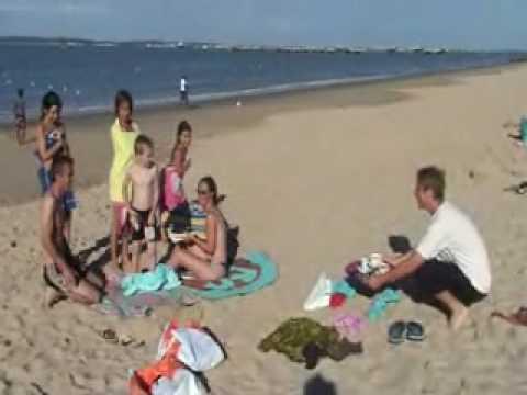 """PLIZ 2009 défi 100 """"Vendre du chocolat chaud / thé / café sur une plage"""""""