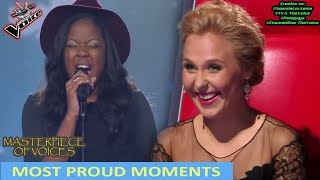 MOST PROUD MOMENTS IN THE VOICE [PART 1: REUPLOAD]