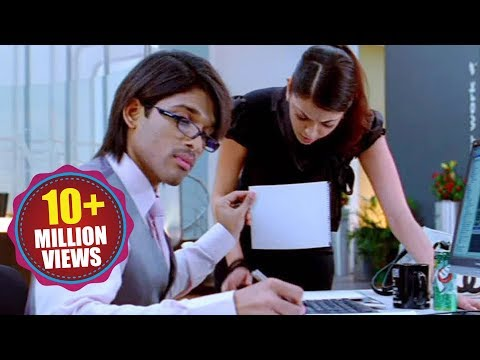 Comedy Kings - Allu Arjun Writing A Love...