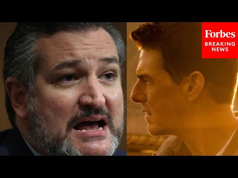 "Ted Cruz Calls Out ""Top Gun 2"" For Caving To China Censor Demands"