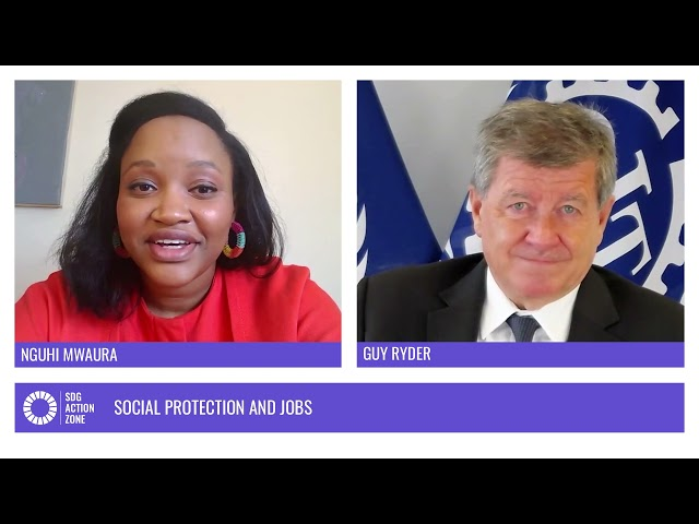 In Conversation – Social Protection and Jobs