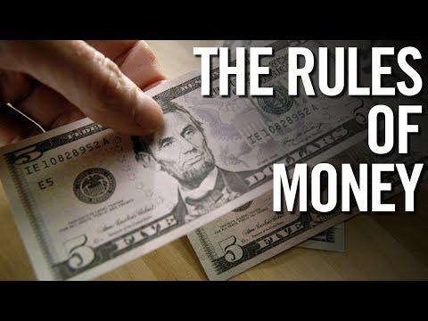 THE 9 RULES OF MONEY 💰 How To Make More Money & Keep More Money!