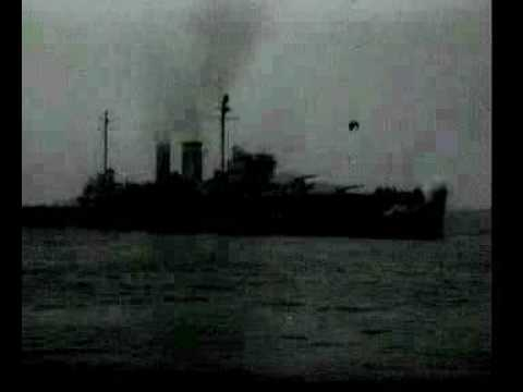 1939 - River Plate Battle - HMS Ajax, HMS Exeter & HMNZ Achi