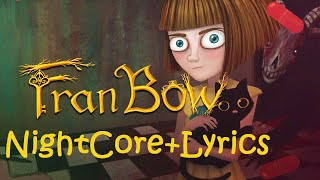 Nightcore : Fran Bow - Finding Mr Midnight by Random Encounters + LYRICS