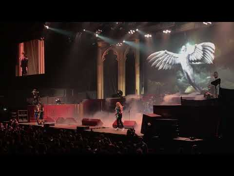 Iron Maiden - Flight of Icarus live @ Royal Arena, Copenhagen