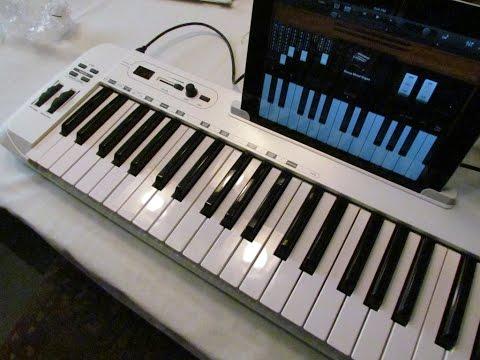 Unboxing USB Keyboard Midi Controller Samson Carbon 49