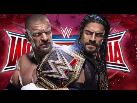 Re-writing Wrestlemania: Getting Roman Reigns over in 20 minutes