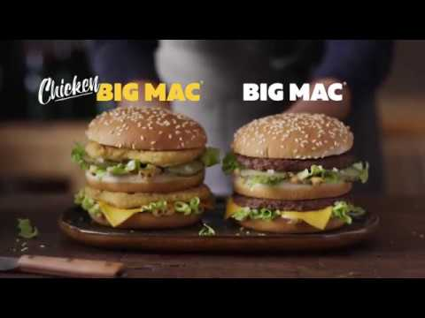 få en gratis big mac
