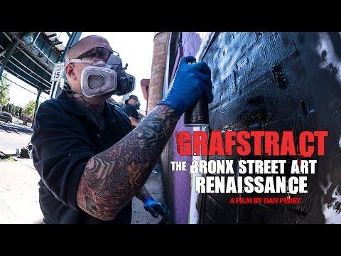 GRAFSTRACT: The Bronx Street Art Renaissance [OFFICIALTRAILER]