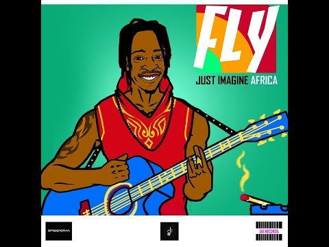 Just Imagine Africa - FLY (Official Audio) Paperman Edit