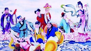 Храм Восьми Бессмертных. Сиань, Китай