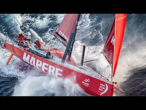 The wake of Pam | Volvo Ocean Race 2014-15