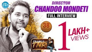 Director Chandoo Mondeti Interview | Frankly Wi...