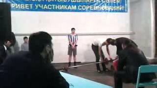 Тяжелая атлетика Тайынша(, 2014-07-03T16:51:18.000Z)