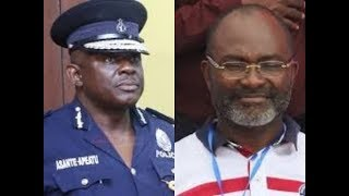 Kennedy Agyapong replies Ghana Police on his trending video