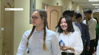 Информационная программа «Якутия 24». Выпуск 24.05.2019 в 13:00