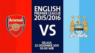 MSports Prediksi: Arsenal Vs Manchester City