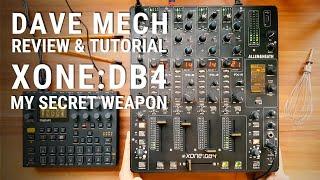 A&H Xone DB4: My Secret Weapon