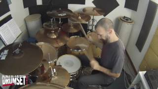 Download Video Sepultura - Arise - Dead Embryonic Cells Igor Cavalera drum grooves MP3 3GP MP4