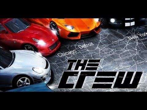 The Crew! PC Vs PS4