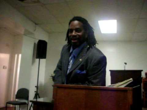 Deacon James Billingslea Of The C.O.O.L. Jesus Church 1